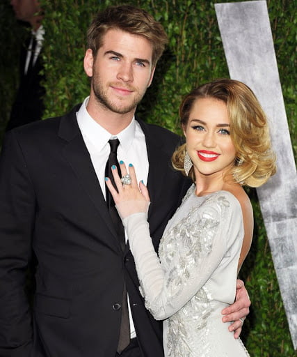 Miley Cyrus và Liam Hemsworth