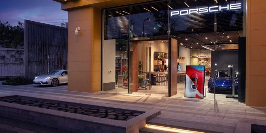 Porsche Studio Hà Nội