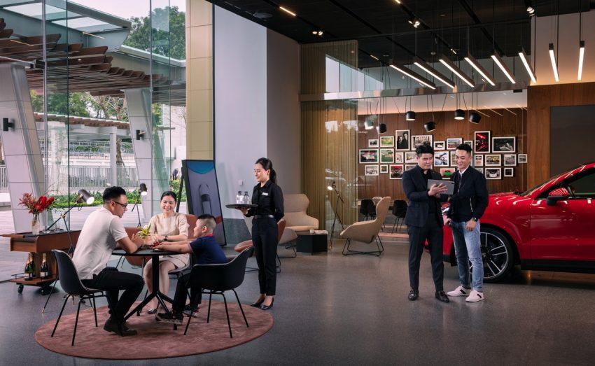 Porsche Studio Viet Nam