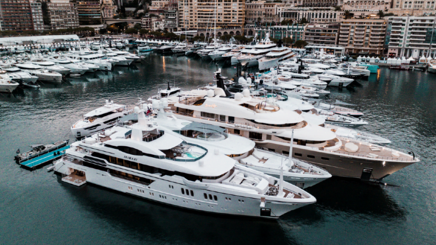 Triển lãm du thuyền Monaco Yacht Show 2021