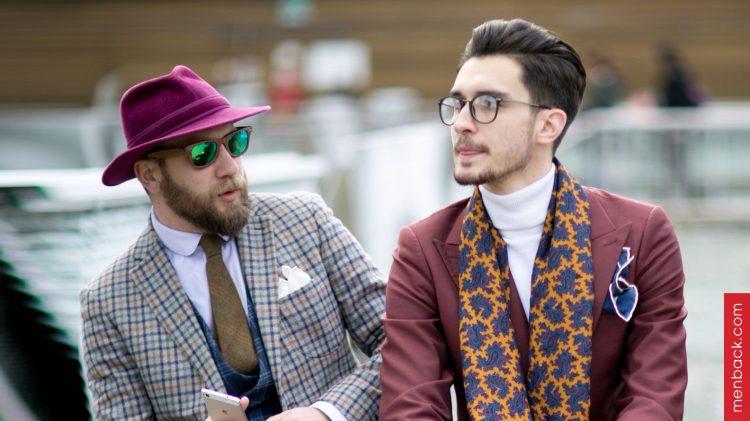 Cách phối màu quần áo nam chuẩn