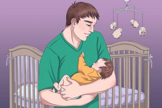 cách ru bé ngủ nhanh nhất