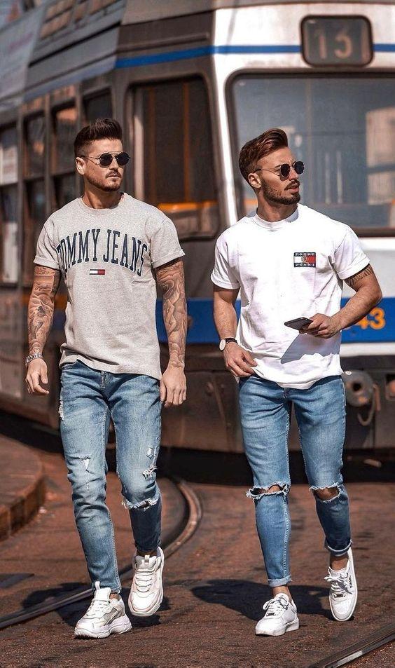 đàn ông có nên quan trọng ăn mặc