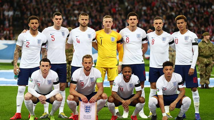 Đội tuyển Anh 2021