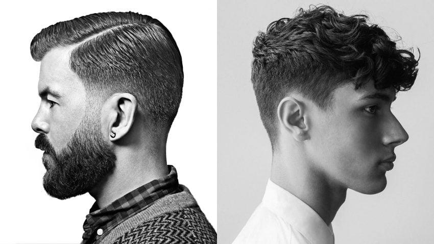 kiểu tóc cho tóc mỏng nam