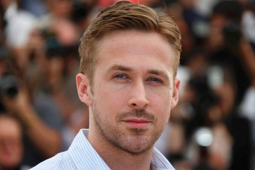 kiểu tóc của ryan gosling