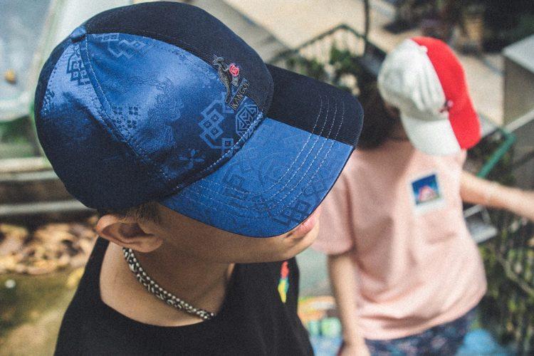 mũ CLOT X Kangol