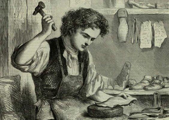 Nguồn gốc của giày oxford