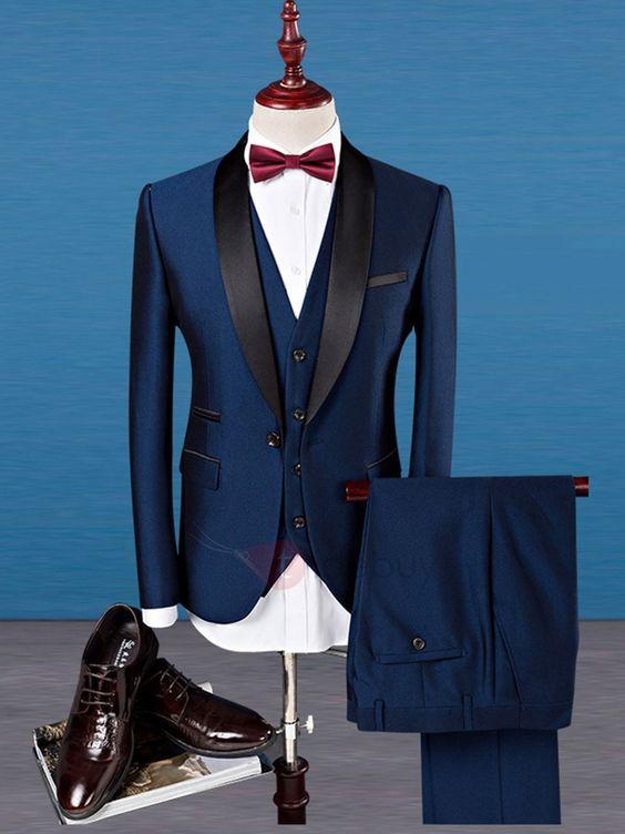nguyên tắc khi mặc suit