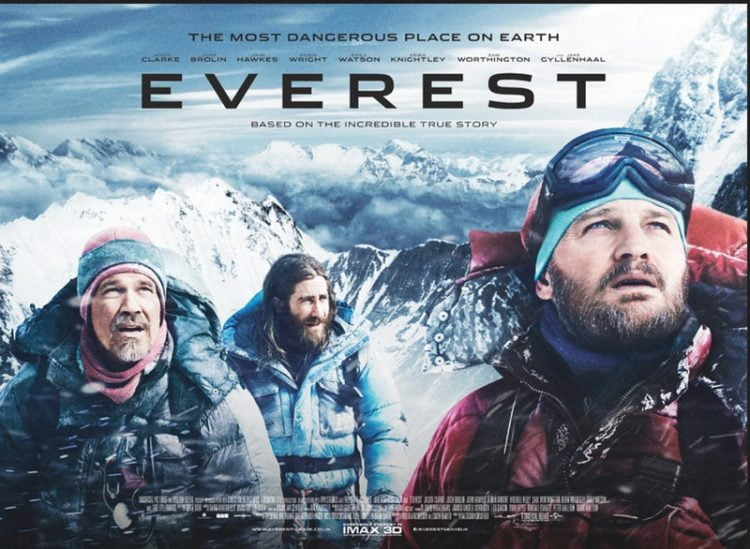 "phim sinh tồn ""Everest"" (2015)"