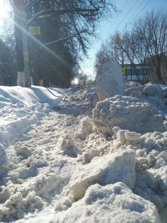 Tuyết rơi ở Nga