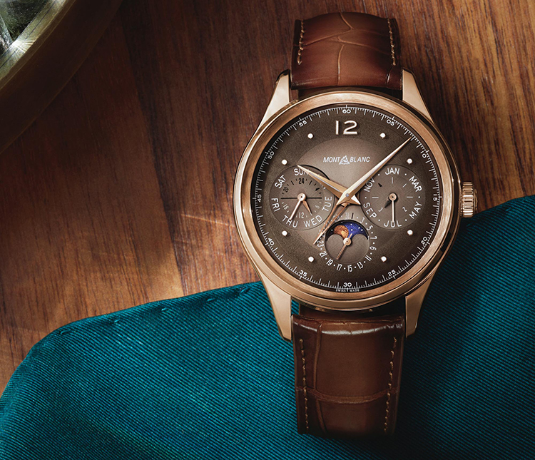 Đồng hồ Montblanc Heritage Manufacture Perpetual Calendar