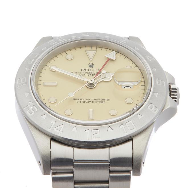 đồng hồ Rolex GMT Explorer II 1987