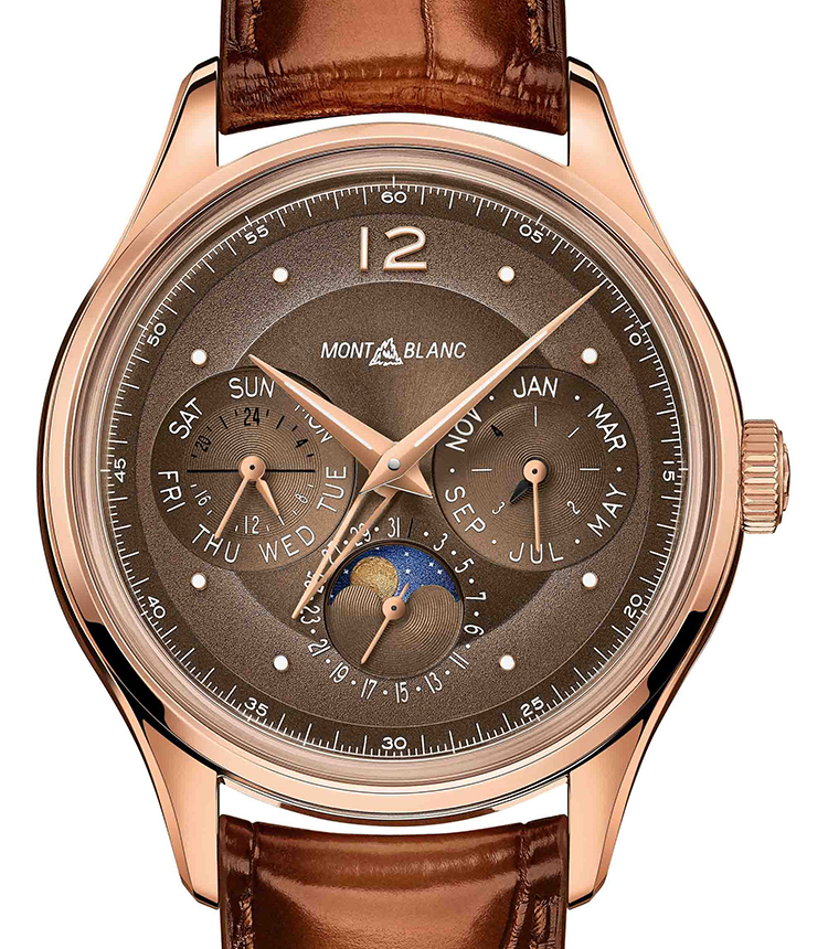 đồng hồ xa xỉ Montblanc Heritage Manufacture Perpetual Calendar