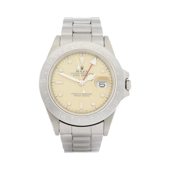 giá đồng hồ Rolex GMT Explorer II 1987