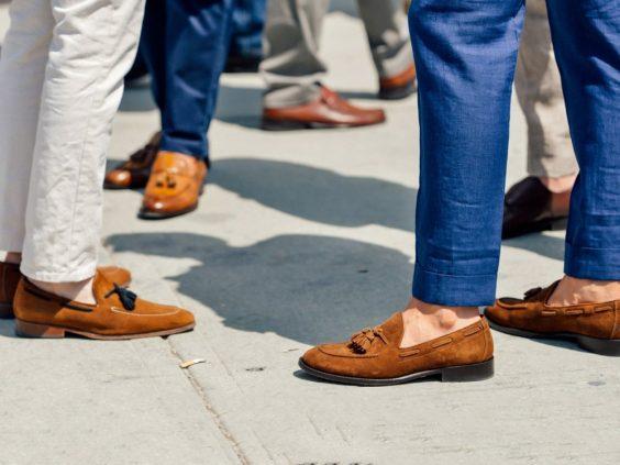 giày loafer đẹp nam