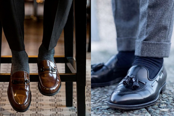 giày loafer nam đẹp
