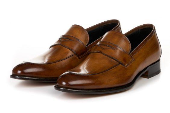 giày penny loafer nam