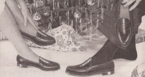 nguồn gốc giày loafer