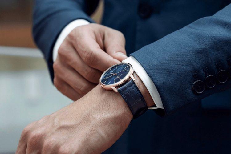 dây đồng hồ xanh navy