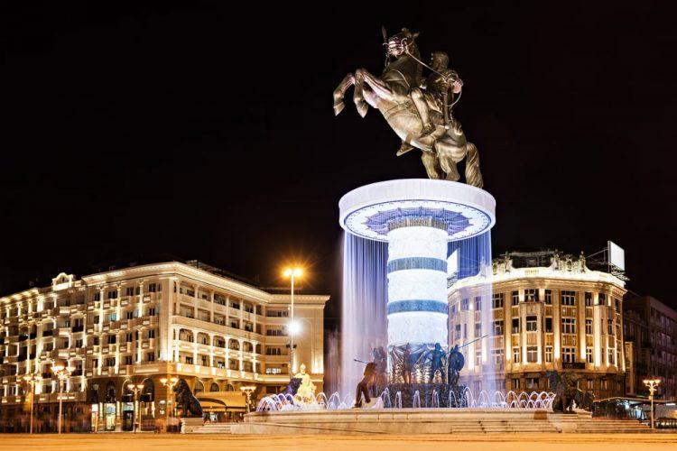 bắc Macedonia