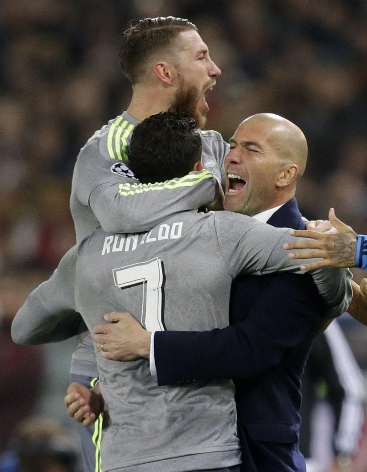 Sergio Ramos và Real Madrid
